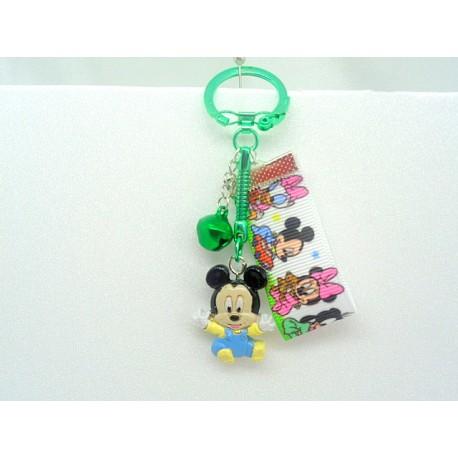 """Porte clé Fimo """"Mickey"""""""