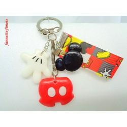 Porte clé Enfant Fimo Mickey
