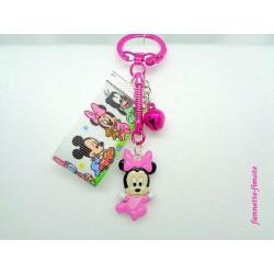 """Porte clé Enfant Fimo """"Minnie"""""""