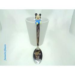 Cuillère Fimo Bébé Mickey